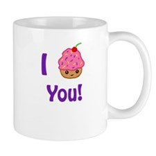I Cupcake you Mug