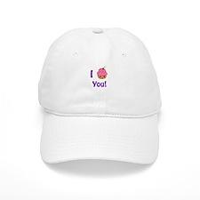 I Cupcake you Baseball Cap