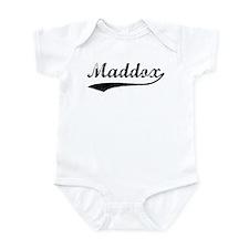 Vintage: Maddox Infant Bodysuit