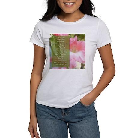 Ephesians 2:8-10 Women's T-Shirt