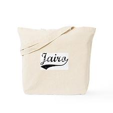 Vintage: Jairo Tote Bag