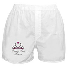 Daddys Little Princess Boxer Shorts