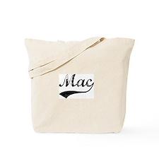 Vintage: Mac Tote Bag