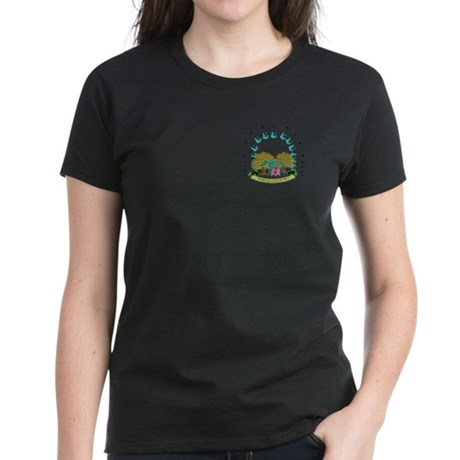 GarvanaFEST Concert BB Women's Dark T-Shirt