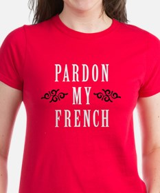 Pardon My French Tee