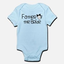 Father Of The Bride Infant Bodysuit
