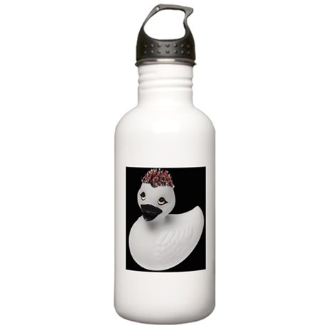 Goth Duck Stainless Water Bottle 1.0L