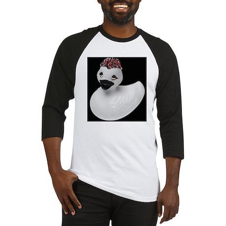 Goth Duck Baseball Jersey
