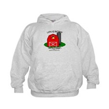 LIFE IS BETTER AT THE FARM Hoodie