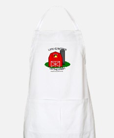 LIFE IS BETTER AT THE FARM Apron