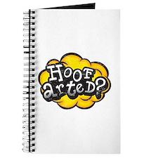 Hoof Arted? Journal
