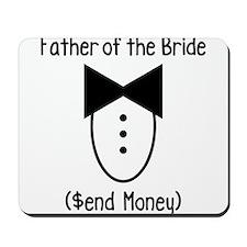 Send Money Mousepad