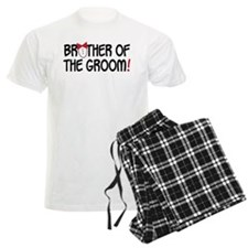 Brother Of The Groom Pajamas