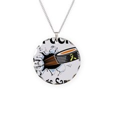 Puck Ewings Sarcoma Necklace Circle Charm
