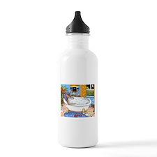 cat 567 Water Bottle