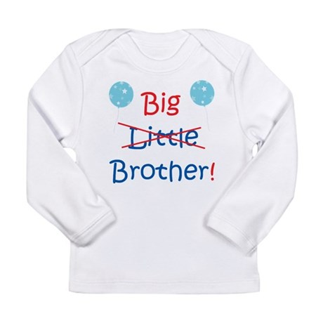 Middle Brother Long Sleeve T-Shirt