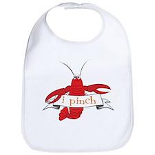 I Pinch Bib