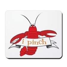 I Pinch Mousepad