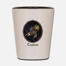 Explore Shot Glass