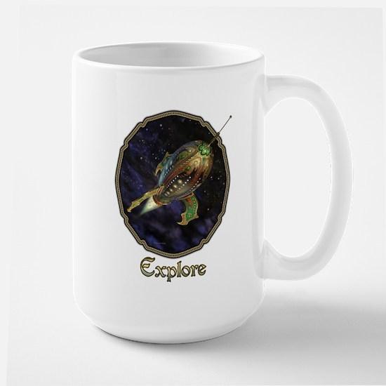 Explore Large Mug