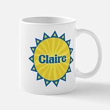 Claire Sunburst Mug