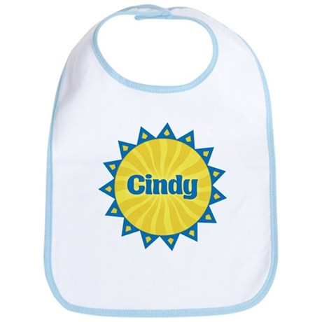 Cindy Sunburst Bib