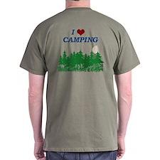 Ttees/I love camping T-Shirt