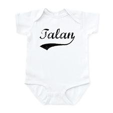Vintage: Talan Infant Bodysuit