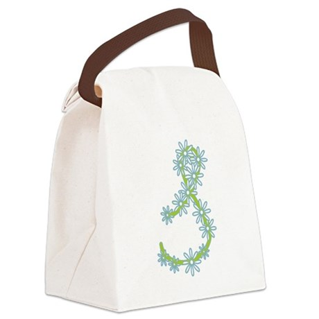 Monogram S Canvas Lunch Bag