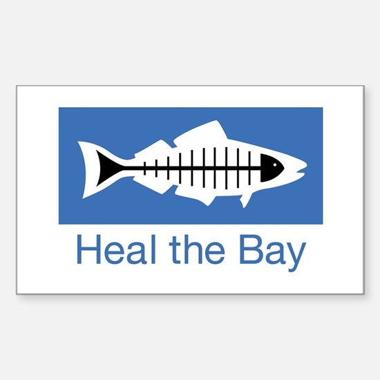 Heal the Bay Decal