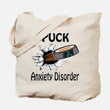 Puck Anxiety Disorder Tote Bag