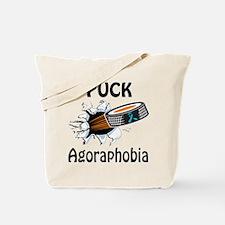 Puck Agoraphobia Tote Bag