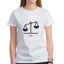 Wright and Wrong Law Offices Tee