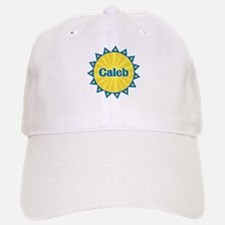 Caleb Sunburst Baseball Baseball Cap