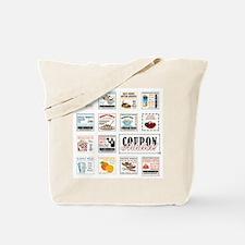 COUPON ADDICT! Tote Bag