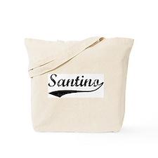 Vintage: Santino Tote Bag