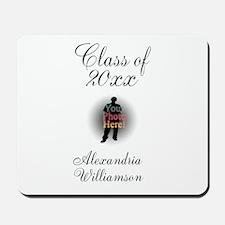 Graduation photo Mousepad
