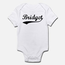 Vintage: Bridget Infant Bodysuit