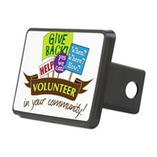 In Your Community Hitch Cover