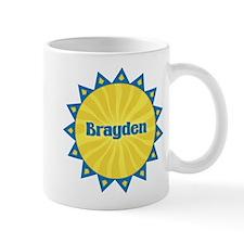 Brayden Sunburst Mug