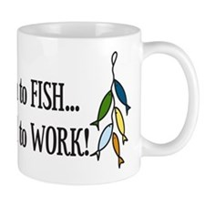 Born To Fish Mug