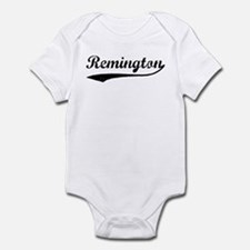 Vintage: Remington Infant Bodysuit