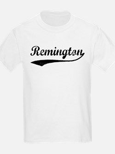 Vintage: Remington Kids T-Shirt