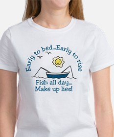 Early To Bed Women's T-Shirt