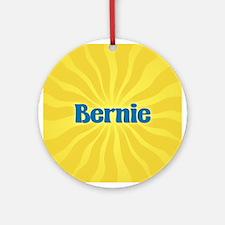 Bernie Sunburst Ornament (Round)