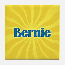 Bernie Sunburst Tile Coaster