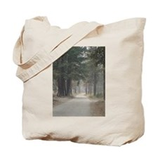 Stroll In The Woods Tote Bag