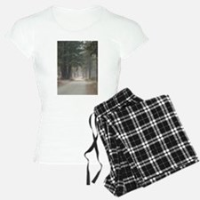 Stroll In The Woods Women's Light Pajamas
