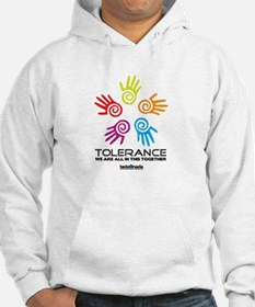 Tolerance- We are all in this together Jumper Hoody