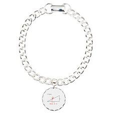 Find x Math Problem Bracelet
